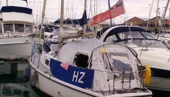 Habitent Mistral NS on Kingfisher 30 cc