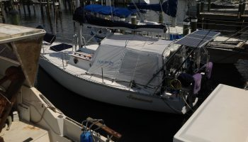 Habitent Mistral NS on Creekmore 28'