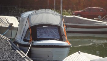 Habitent M Bespoke Modification on weekendje weg met de boot