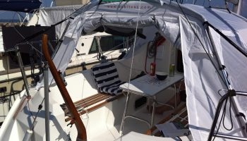 Habitent Mistral on Beneteau First 310