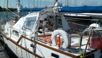 Habitent Mistral on Ferro 12m Ketch