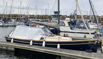 Swallow BayCruiser 23 with Habitent Mistral NS fitted