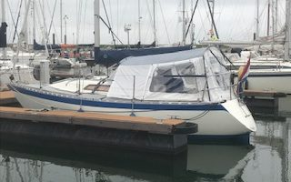 Habitent Mistral installed on a Colvic UFO 27